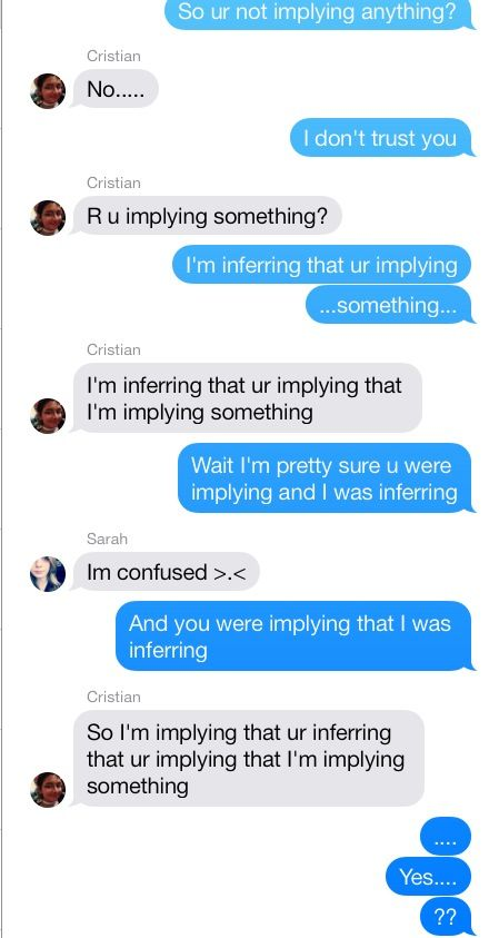 13 best Awesome Convos images on Pinterest Awesome, Charades and