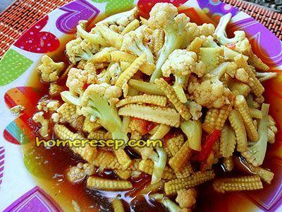 Resep Tumis Cumi Jagung Manis Oleh Dish By Ifah Resep Tumis Resep Masakan
