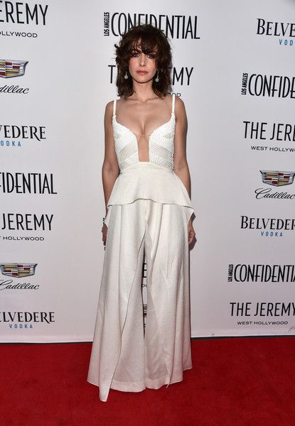 Alison Brie attends as Los Angeles Confidential celebrates its Awards Issue.