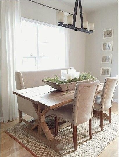 Image Result For Everyday Tablescapes Rectangular Tables Dining Room Table Centerpieces Dining Room Table Decor Dining Room Table Set