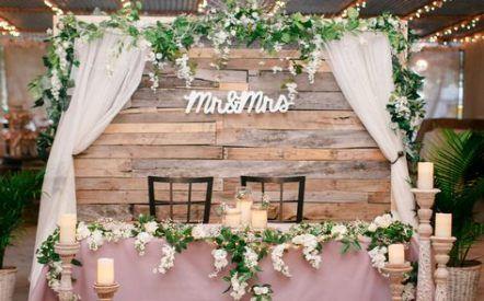 Best Vintage Wedding Backdrop Reception Backgrounds Ideas Head Table Wedding Backdrop Diy Wedding Backdrop Wedding Reception Backdrop