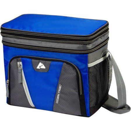 Ozark Trail 6 Can Cooler Blue