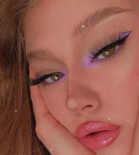# Make-up Revolution Lidschatten-Palette Nykaa Make-up Kaise Kare ey ., Revolution Lidschatten Palette Nykaa Make-up Kaise Kare Lidschatten Make-up Video Revolution Lidschatten-Palette vegan Para while cacheadas ourite crespas, dormir sem. Cute Makeup Looks, Makeup Eye Looks, Eye Makeup Art, Colorful Eye Makeup, Makeup 101, Glam Makeup, Pretty Makeup, Makeup Goals, Makeup Trends