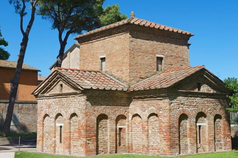 Galla Placidia in Ravenna