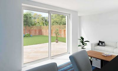 Why Installing Upvcwindows Is Helpful For Your Home Single Patio Door Patio Doors Beautiful Homes