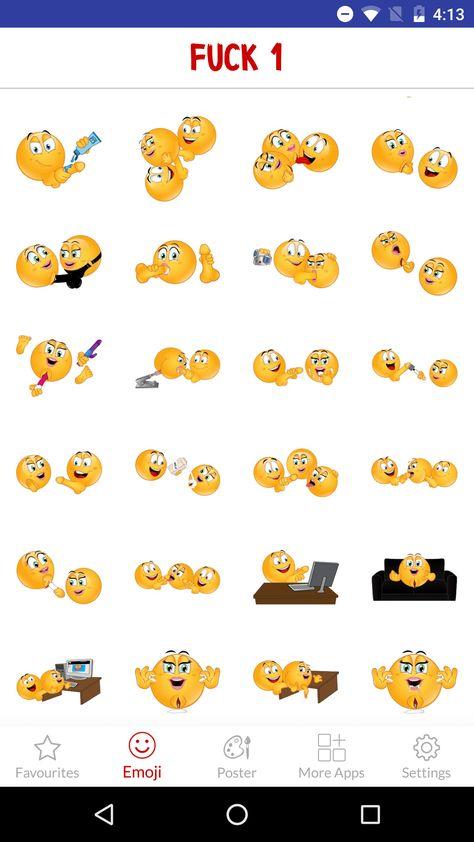 Whatsapp für sex emoticons How to