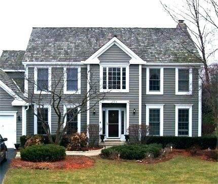 House Siding Color Schemes Yablonovka Info Siding Colors For Houses House Paint Exterior Colonial House Exteriors