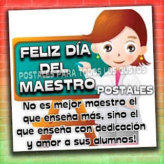 Feliz Día Del Maestro Feliz Dia Del Maestro Día De Los Maestros Felicitaciones Día Del Maestro
