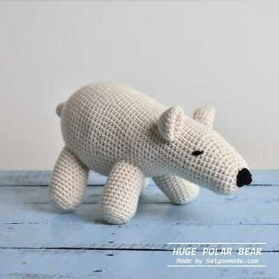 Handarbeit Häkel Pferd STUFFED ANIMALS Doll Toy Amigurumi ... | 400x400