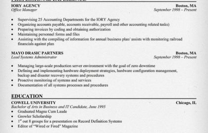 Resume For Medical Office And Pin By Jill Brown On Resume Samples