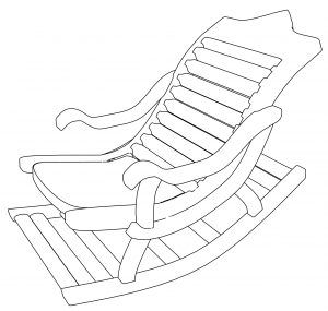 Old Rocking Chair Coloring Page Http Wecoloringpage Com Old Rocking Chair Coloring Page Https Is Gd Jwztrm Wecolo Old Rocking Chairs Rocking Chair Chair