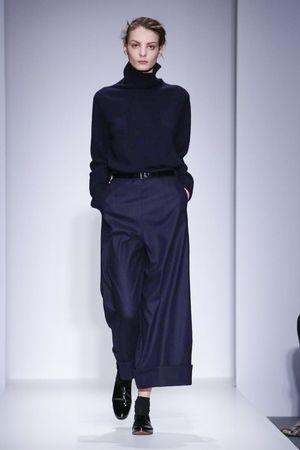 Margaret Howell - Full leg culotte perfection. #fw15 #lfw