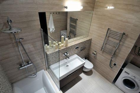 Badezimmer Fenster Fliesen