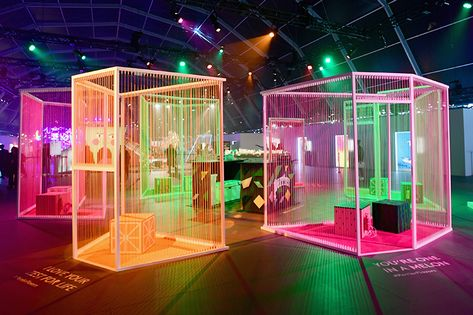 Refinery29 brings 29Rooms, described as a pop-up interactive funhouse, to Los Angeles. Take a look at what the inspiring, Instagrammable event has to offer!