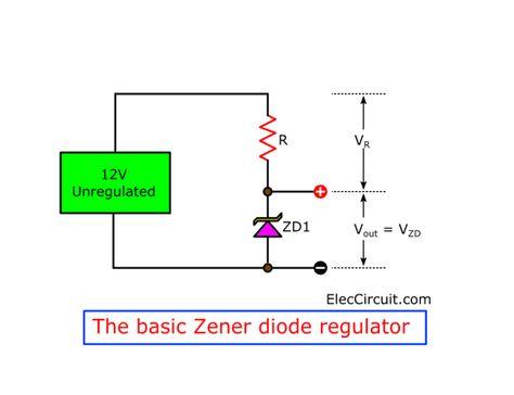 Fixed Voltage Regulator Working Principle Eleccircuit Com In 2020 Voltage Regulator Voltage Divider Regulators