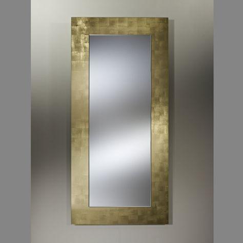 Basic Gold Hall Mirror From Deknudt Hall Mirrors Mirror Luxury Mirror
