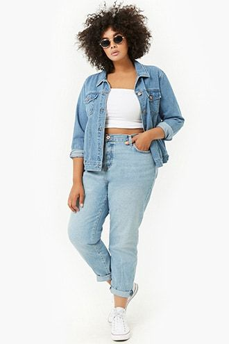 💣 Best jeans for plus size
