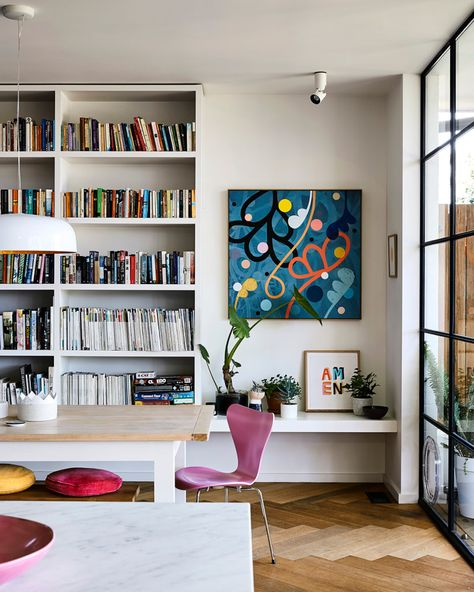 A Skylight Made All the Difference in Rachel Castle's 1930s Home