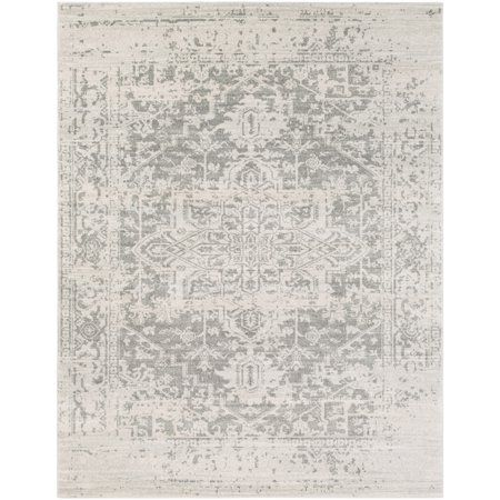 Art Of Knot Lefevre Gray Traditional 7 10 X 10 3 Area Rug Walmart Com In 2020 Area Rugs Traditional Area Rugs Beige Area Rugs