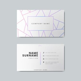 Blank Business Card Template Psd Sample Professional Template Business Card Template Psd Business Card Template Photoshop Business Card Templates Download