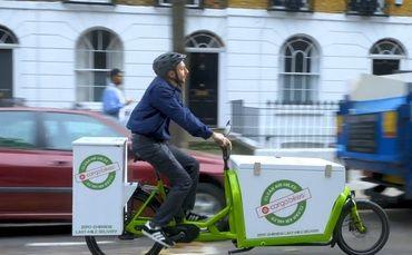 Future Jobs Meet The E Bike Cargonauts With Images Ebike