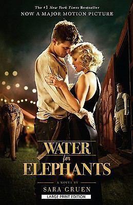 Water For Elephants Movie Tie-In Edition  | eBay