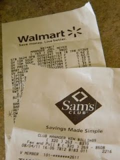 This woman is amazing! She has inspired me to be as organized and frugal as possible when it comes to grocery shopping. She feeds 6 people for $200 a month, and posts her shopping trips and meal plans.