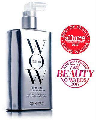 Color Wow Dream Coat Supernatural Spray 6 7 Oz From Purebeauty Salon Spa Reviews All Hair Care Beaut Wow Hair Products Color Wow Natural Hair Styles