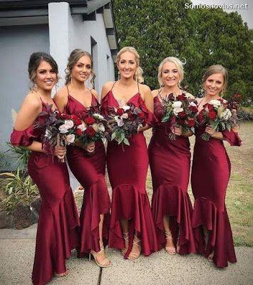 Vestidos De Dama De Honor 2020 Vestidos De Dama Vestidos De Dama De Boda Vestidos De Damas De Honor