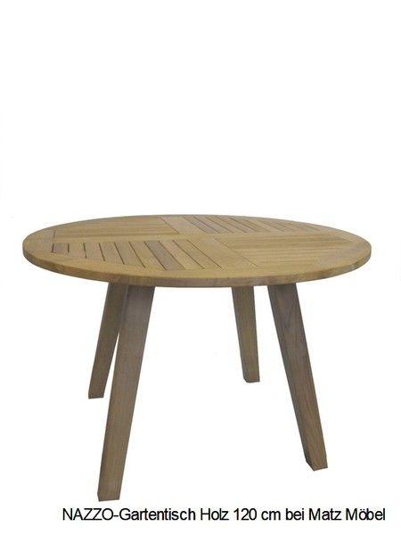 Pin Von Matz Mobel Auf Gartenmobel Gartentisch Rund Holz