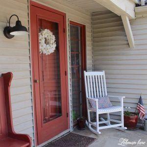 Farmhouse Front Door Lights Porch Lighting Front Porch Lighting