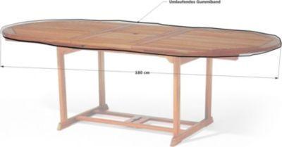 Grasekamp Gartentisch Tischplatten Abdeckung Schutzhülle Plane Abdeckplane  180x100cm Oval Jetzt Bestellen Unter: ...