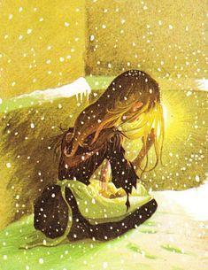 Conto De Natal A Pequena Vendedora De Fosforo Hans Christian