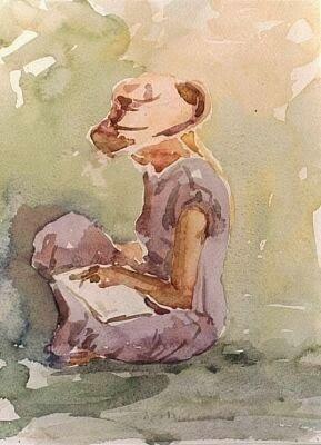 Marnie from Bundeena, Sydney by Elizabeth Gordon-Werner