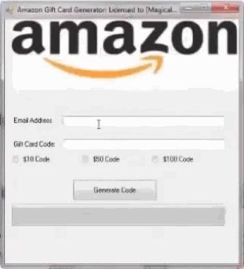 Generateur De Code De Carte Cadeau Amazon 2018 Free Gift Cards Online Gift Card Specials Amazon Gift Card Free