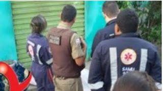 BA:Atirador invade barbearia e mata cliente com um tiro na cabeça