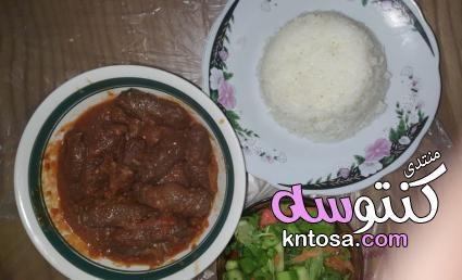 سر نجاح كفتة الارز طريقتي في عمل كفتة الرز محمرة وبالصلصة طريقة عمل كفتة الارز Kntosa Com 15 19 155 Food Meat Beef