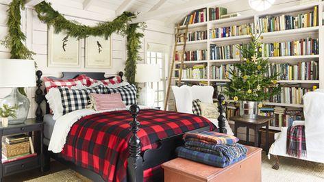 25 Best Christmas Bedroom Decor Ideas