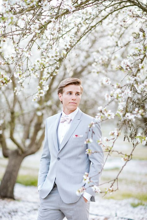 Whimsical Almond Orchard Blossom Wedding Inspiration – Playful Soul Photography 28  Blossoming orchards are the perfect backdrop for a nature-filled outdoor celebration.  #bridalmusings #bmloves #wedding #weddinginspo #weddinginspiration #blossom #orchard #outdoorwedding