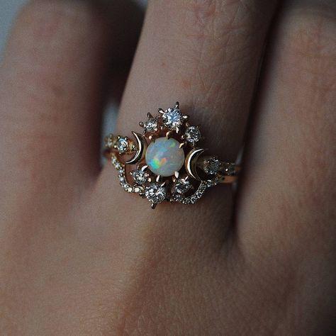 Rings by Sofia Zakia on Etsy