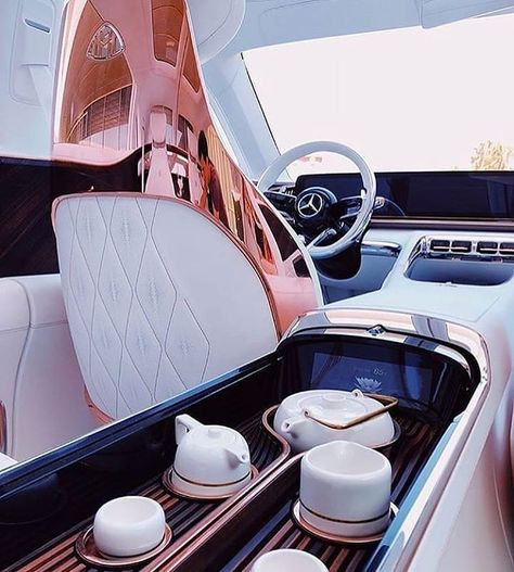 The new Vision Mercedes-Maybach 6