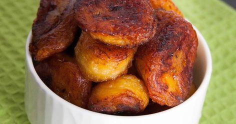 Cuban Sweet Plantains (Maduros) Recipe | Yummly