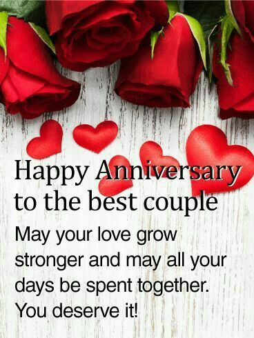Pin By Yolanda Anderson On A Pins Happy Anniversary Cards
