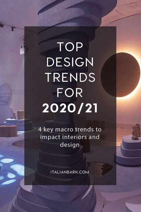 Top Interior Design trends 2020 / 2021
