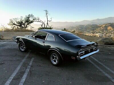 1970 Ford Maverick Grabber Fastback Girlfriend Had A Yellow One