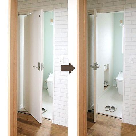バス トイレ 建具 ドア スライディングドア ウッドワン などの