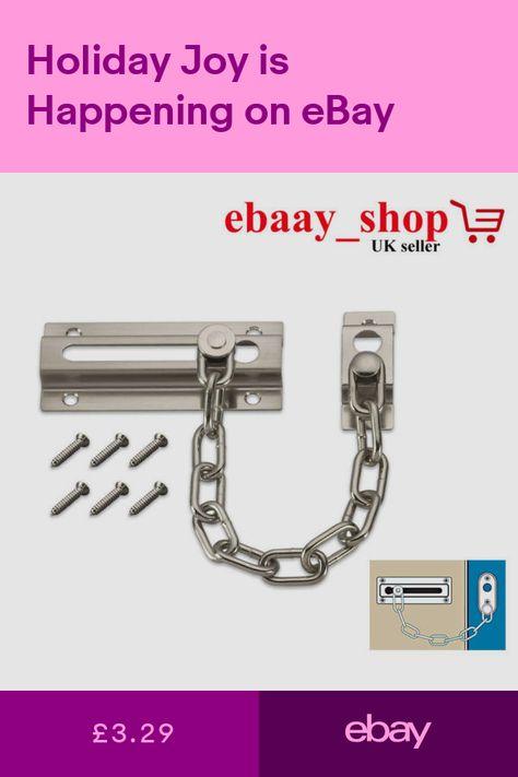 Door Locks Lock Mechanisms Home Furniture Diy Ebay Door Locks Door Chains Door Bolt Lock