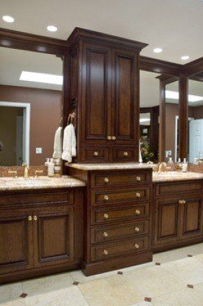 Traditional Double Vanity 4 Master Bathroom Vanity Traditional
