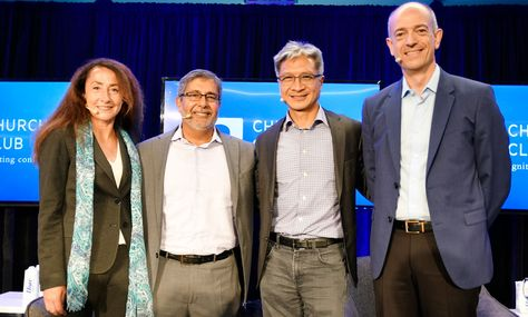 Semiconductor CEOs on Computing's Big Role in Slowing the Advance of Climate Change