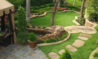 11 Unbelievable Garden Ideas On Bloxburg Ideas 1000 In 2020 Small Backyard Landscaping Backyard Landscaping Plans Garden Design